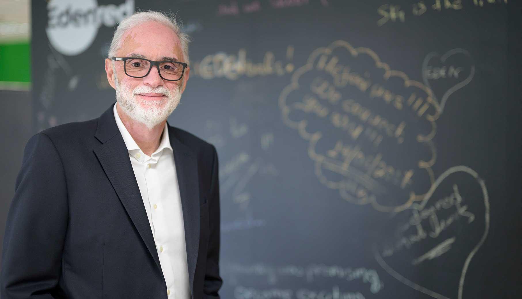 Γιάννης Κολοβός, Διευθύνων Σύμβουλος, Εdenred: Η καινοτομία είναι στο DNA μας