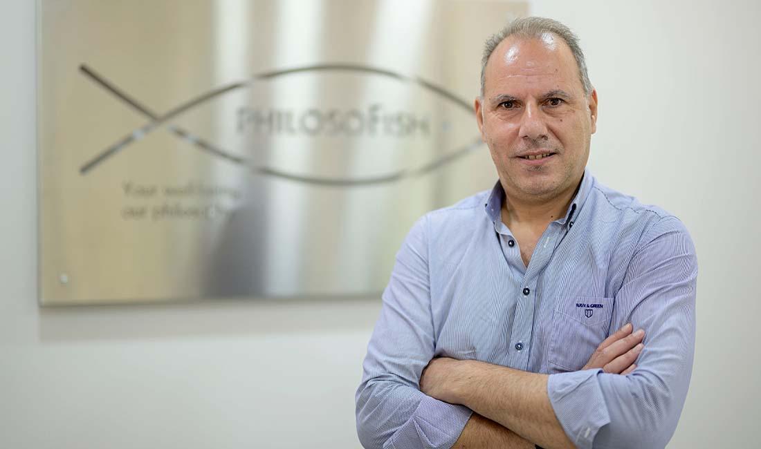 Χρήστος Αλτιπαρμάκης: Head of Accounting, Philosofish SA.