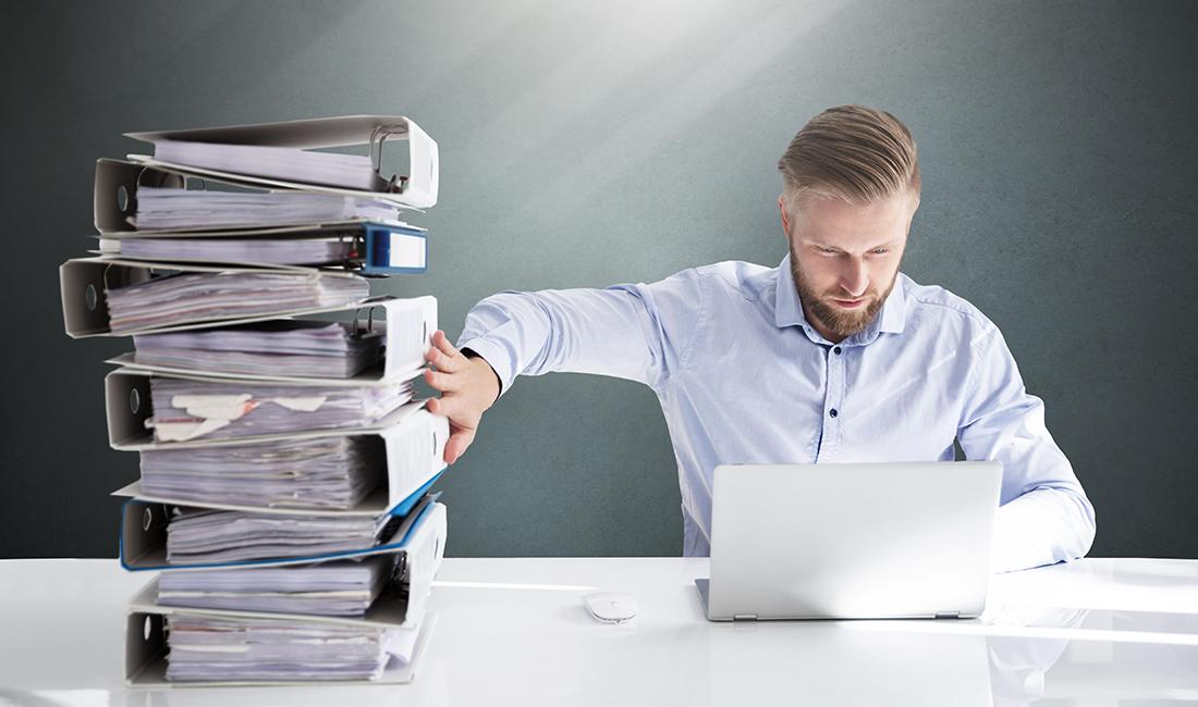 Πως ο ψηφιακός μετασχηματισμός αναβαθμίζει  το Record  to Report (R2R)