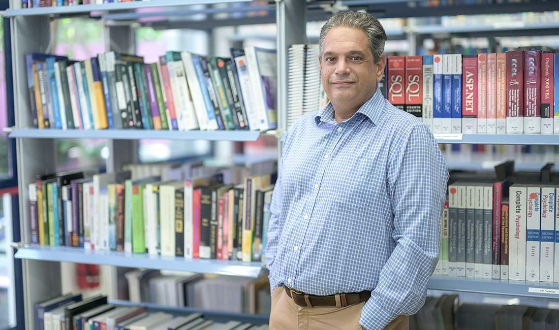 Κύρος Δασκαλάκης: Διευθυντής Marketing και Επικοινωνίας BCA College